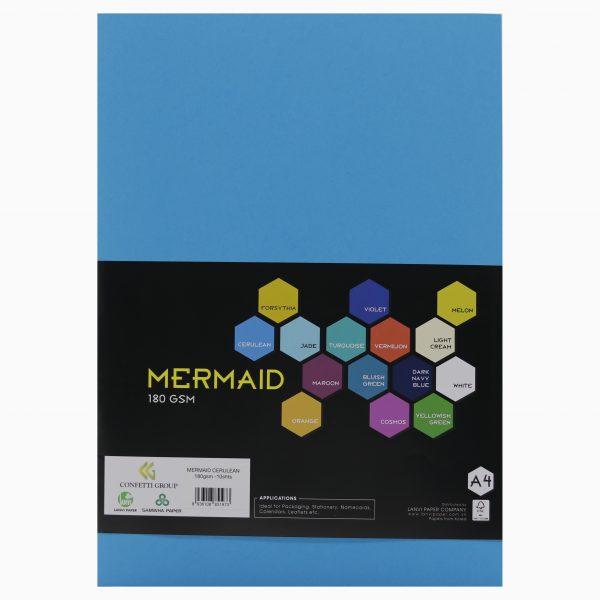 Mermaid Cerulean