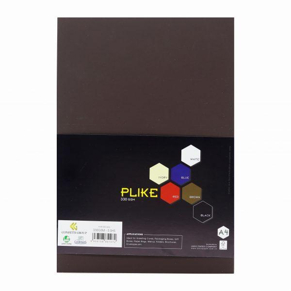 Plike Brown 330