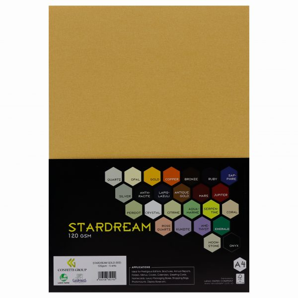 Stardream Gold 120