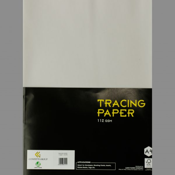 TRACING PAPER 112GSM