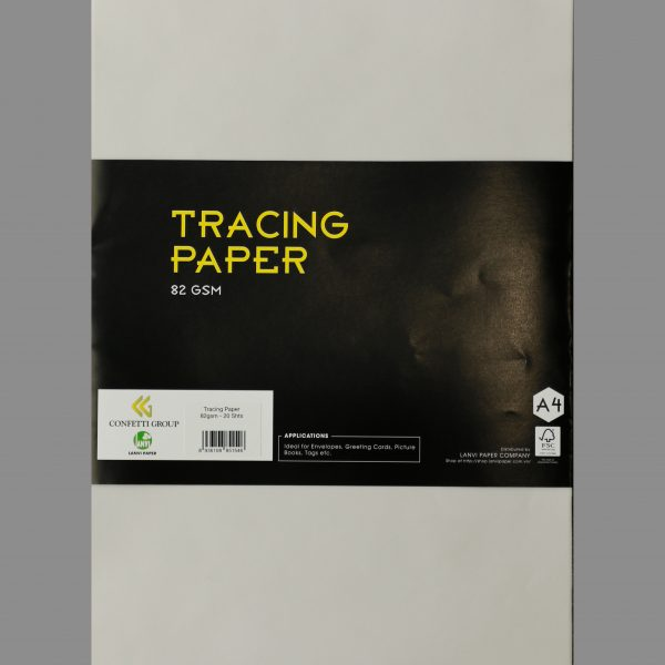 TRACING PAPER 82GSM
