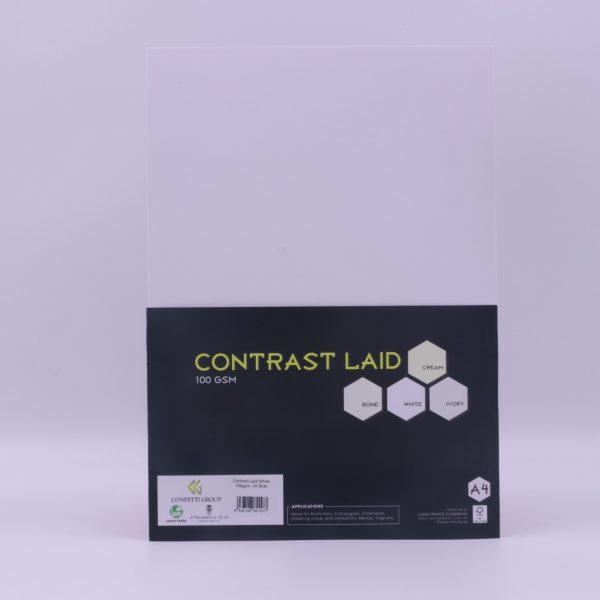 laid white-100