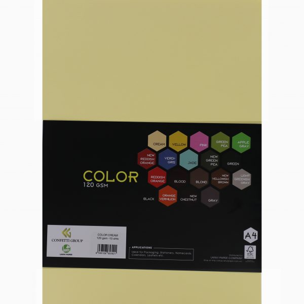 color cream