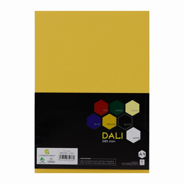 DALI YELLOW 285GSM